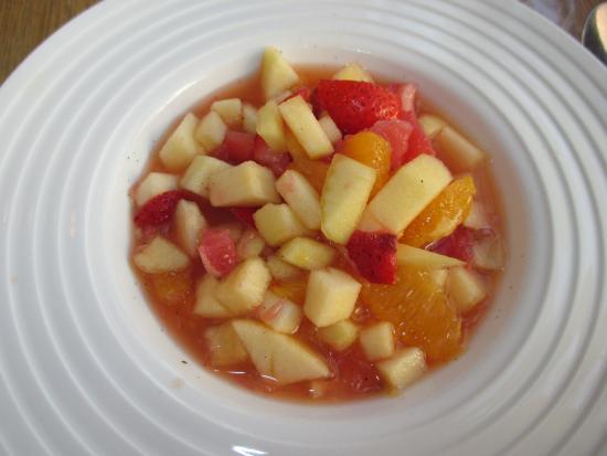 La salade de fruits frais maison photo de palo alto - Salade de fruits maison ...
