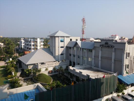 Pramod Convention & Beach Resort: Pramod from Hotel HHR
