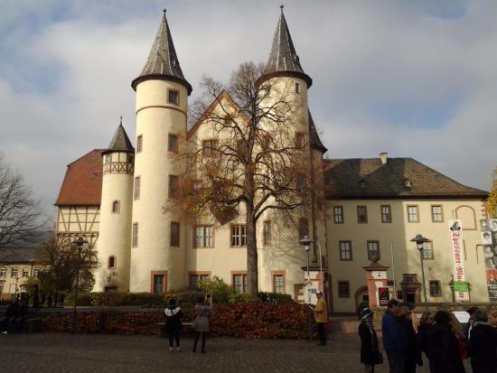 Castelo da branca de neve bild von lohrer schloss lohr for Heimbach lohr am main