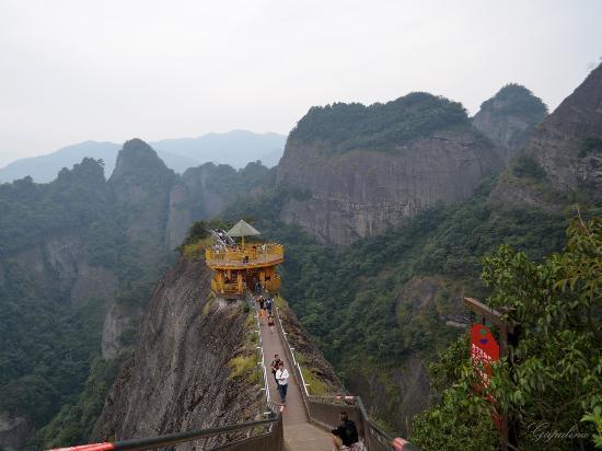 Ziyuan County, China: Виды.