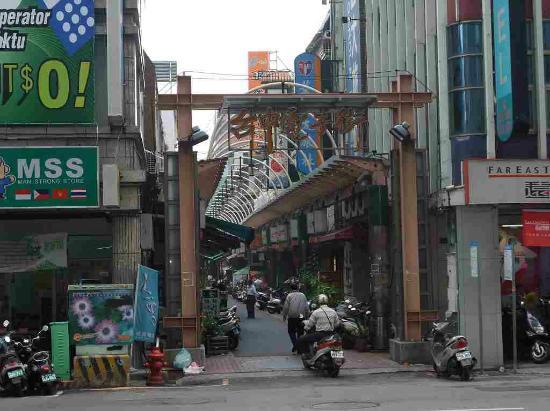 Jiguang Electronic Street