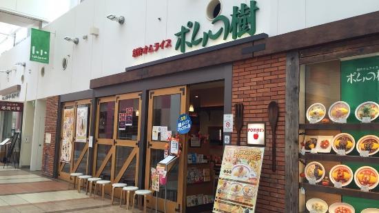 Pomunoki, Lalaport Kashiwanoha
