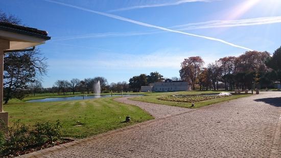 chateau dauzac parc chteau dauzac - Chateau Dauzac Mariage