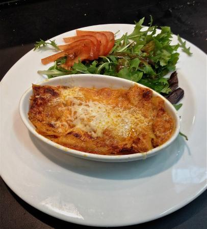 Caffe Firenze : Lasagnes maison, comme en Italie !