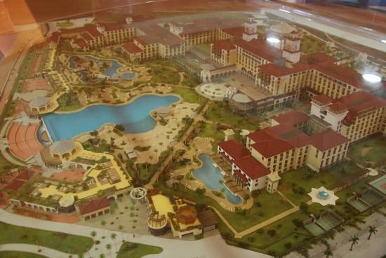 Maquette Bild Von Lopesan Costa Meloneras Resort Spa Casino