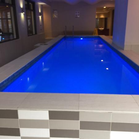 indoor pool - Picture of The Grace Hotel Sydney - TripAdvisor