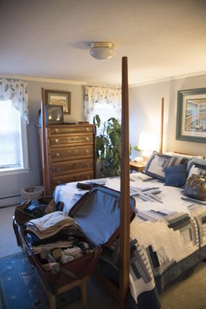 Seagull Inn: Gemütliches Schlafzimmer