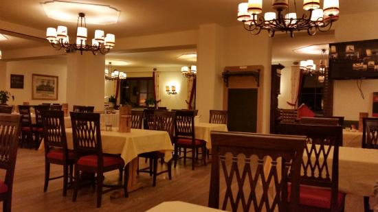 Landgasthof Rechenwirt : Dining and breakfast room