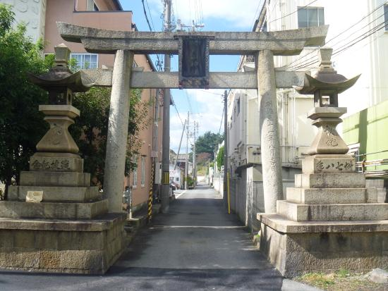 Kabutoyama Shrine
