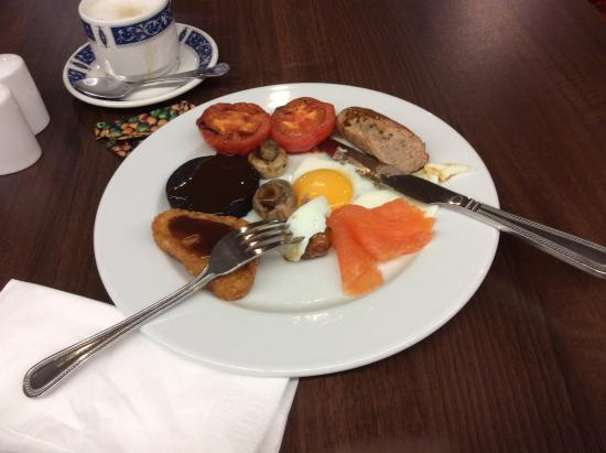 Breakfast Buffet Picture Of Victory Services Club