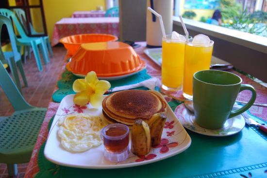 Marikit Pension (El Nido): La colazione