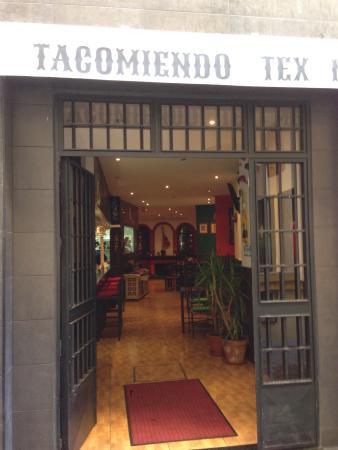 tacoMiendo