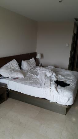 Hotel Cima: CAMA KING
