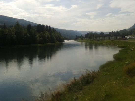 Al Municipality, Norwegia: Lake view