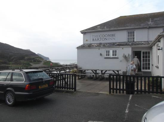 Coombe Barton Inn: Coombe Barton 3