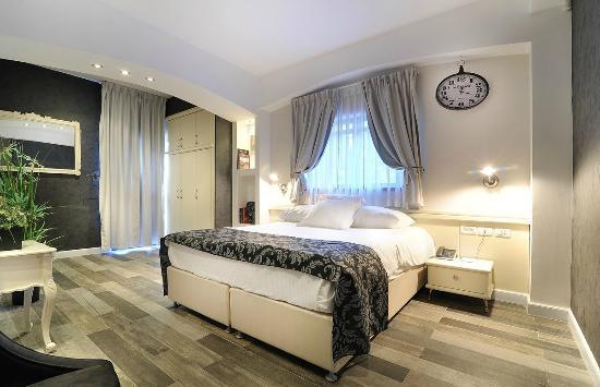 Villa Carmel Boutique Hotel, Hotels in Haifa