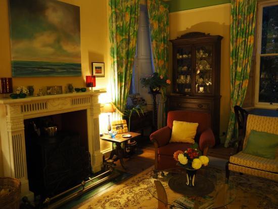 Greenlaw, UK: Wohnzimmer