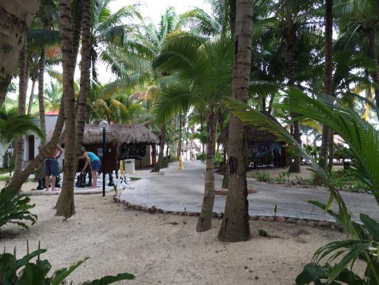 Sensimar Resort Riviera Maya: Hotel Grounds