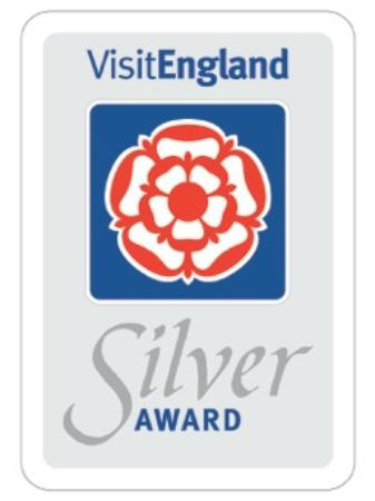 The Lighthouse: Silver Accolade from Visit England
