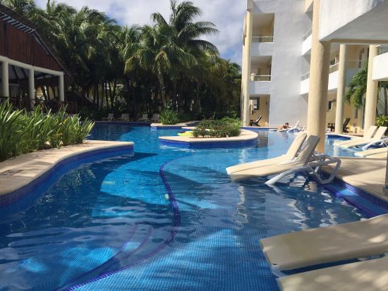 Pool - Sensimar Resort Riviera Maya Photo