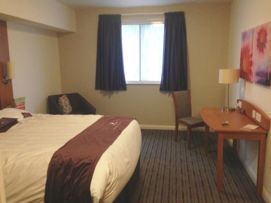 Premier Inn Scarborough Hotel: BEDROOM