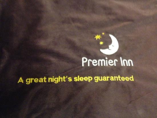 Premier Inn Scarborough Hotel: IT WORKS!