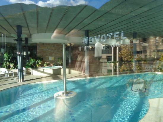 Hotel mercure andorre andorre la vieille voir les for Piscine andorre caldea