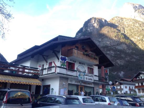 Albergo Monte Civetta