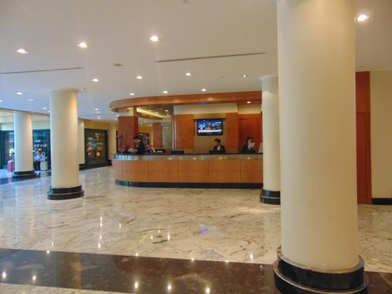 Reception And Big Lobby Picture Of Concorde Hotel Kuala Lumpur