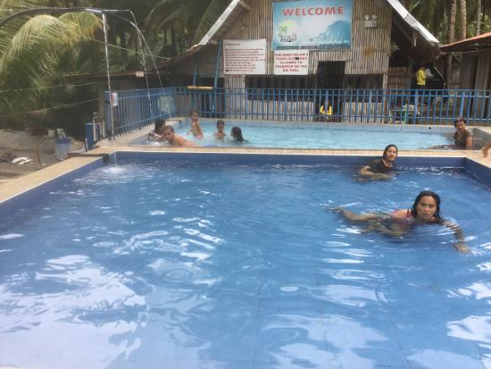 Negros Oriental, Philippines: Hot pool