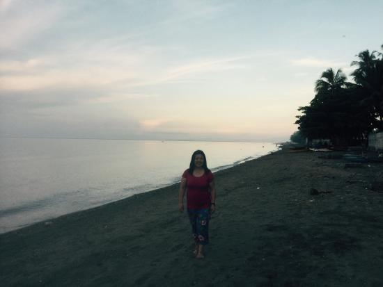 Negros Oriental, Filippinerna: Sibulan beach
