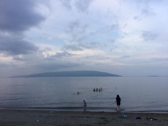 Negros Oriental, Philippines: Sibulan beach