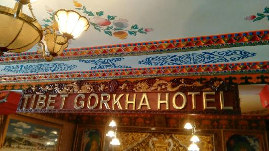 Tibet Gorkha Hotel Photo
