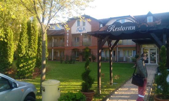 Hotel Aqua Panon