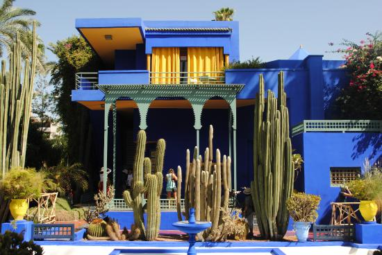 le jardin bleu majorelle photo de jardin majorelle marrakech tripadvisor. Black Bedroom Furniture Sets. Home Design Ideas