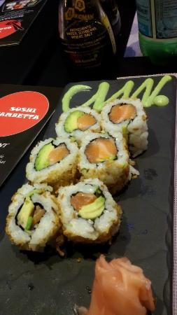 Sushi Gambetta