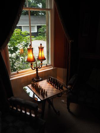 Moorfield House: Wohnzimmer