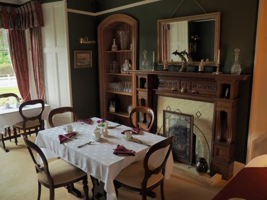 Moorfield House: Frühstücksraum