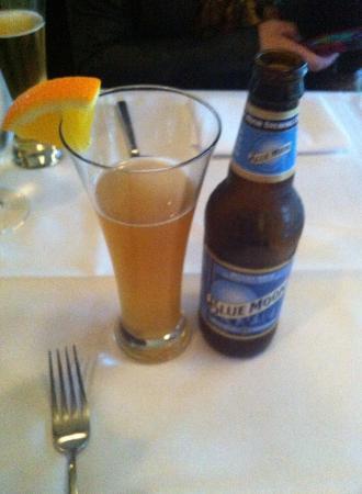 Oceanos: Buena seleccion de cervezas  frias