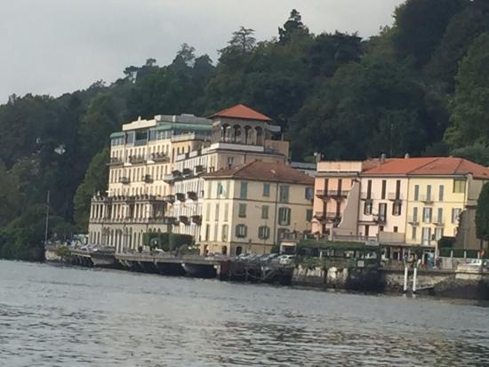 View From Room Bild Von Grand Hotel Cadenabbia Cadenabbia Di