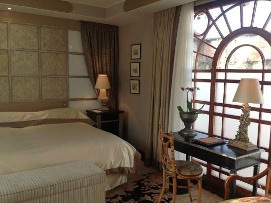 Mansion Alcazar Boutique Hotel : Garden Room