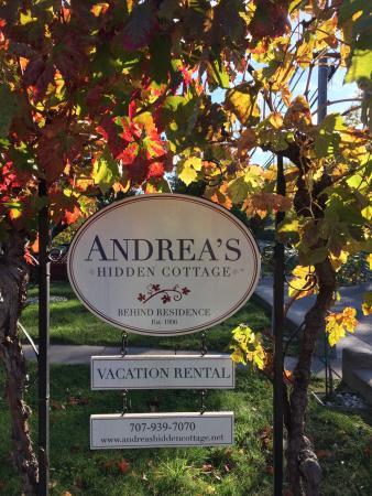 Andrea's Hidden Cottage: photo0.jpg
