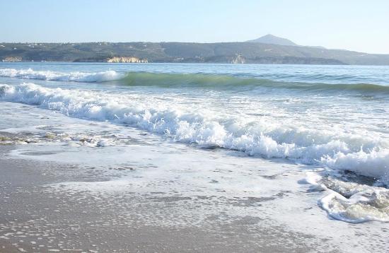 Kalami, Grecia: Wonderful beach