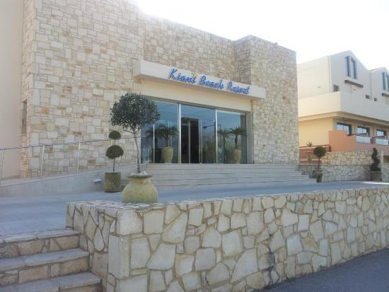 Kalami, Grecia: Excellent holiday at the Kiani Beach Resort