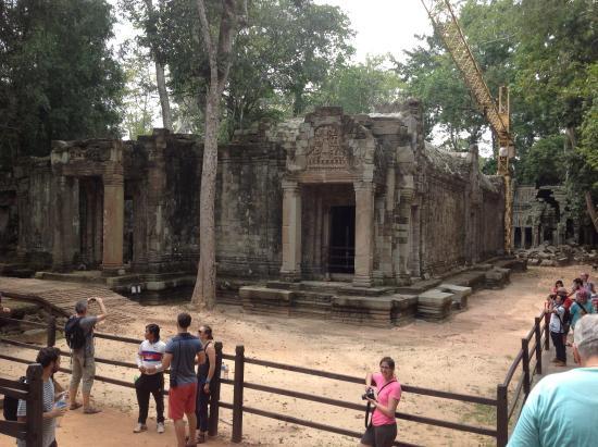 Phon Hong, Laos: Siti