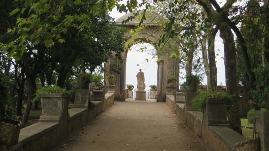 Villa Cimbrone Gardens Views Picture Of Villa Cimbrone
