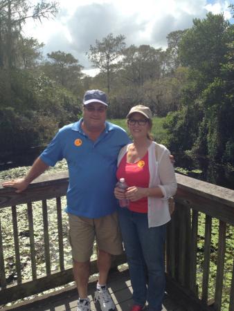 Everglades Day Safari: Nature walk