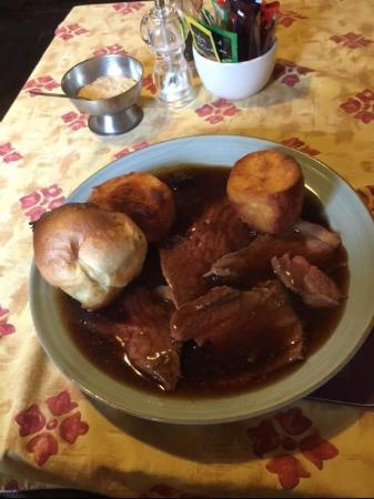 The Mitre Inn: Lunch