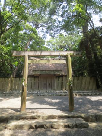 Mishiodono Shrine