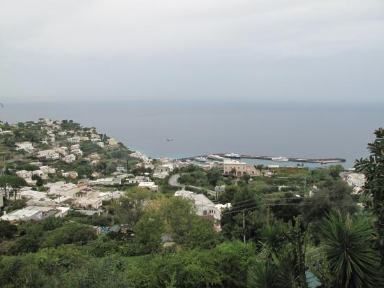 Hotel Prestige Sorrento: Panorama vista  Sorrento